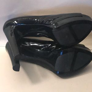 Nine West patent leather heals